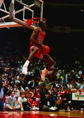 higest vertical jump in nba