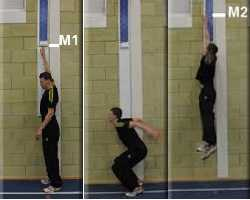 how to measure vertical jump